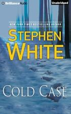 COLD CASE unabridged audio CD by STEPHEN WHITE - Brand New - 12 CDs 14.5 Hours