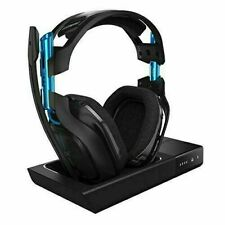 Astro Gaming A50 Wireless Headset & Base Station - Blue/Black - Playstation 4