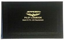 Jeppesen Professional Pilots Logbook *EASA COMPLIANT*