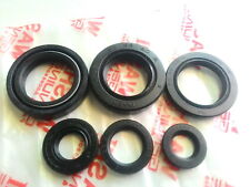 Yamaha DT125 DT175 MX125 MX175 Oil Seal Kit New 6pcs