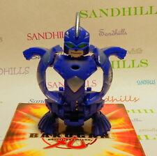 Bakugan Akwimos Blue Aquos Gundalian Invaders DNA 800G & cards