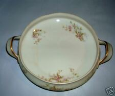 Theodore Haviland Limoges Lucille Round Vegetable Bowl