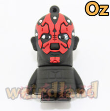 Darth Maul USB Stick,32GB Star Wars Sith 3D USB Flash Drives WeirdLand
