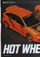 Q21 Clipping-Ritaglio 2002 Ford Focus ZX3 - Hot Whe els
