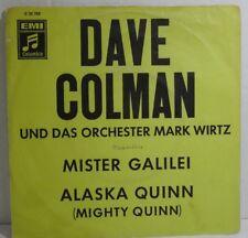 "DAVE COLMAN/MARK WIRTZ -Alaska Quinn(Manfred Mann=Mighty Quinn - 7""Vinyl Single"