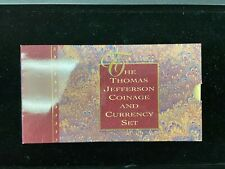Thomas Jefferson Coin and Currency Set