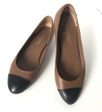 Authentic Chanel Flats Size 40