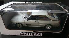 Audi  Quattro silber- ★ Modellauto ★ WhiteBox 1:24 OVP NEU #1322