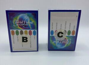 Choice of Sealed Deck - Trivial Pursuit Millennium Edition Trivia Cards