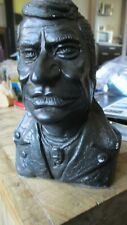 Johnny Hallyday-Lot 2 bustes Johnny-16 cm&8 cm
