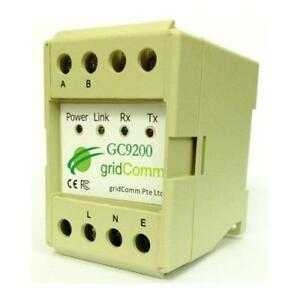 1 x GridComm RS485 PLC Industrial Modem 220-240V@ 50/60Hz