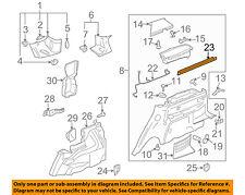 Cadillac GM OEM 06-09 SRX Interior-Sunshade 15217895