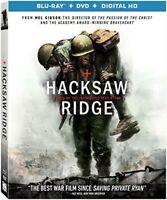 Hacksaw Ridge [New Blu-ray] With DVD