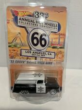 2019 Hot Wheels 33rd Annual Convention '55 Chevy Panel With Bike