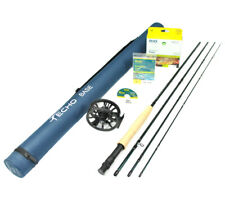 """Echo Base 376-4 Fly Rod Outfit : 3wt 7'6"""""""