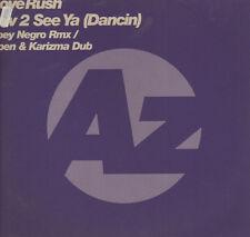 LOVERUSH - Luv 2 See Ya (Dancin) - Azuli Black