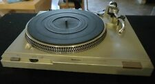 Technics SL-D2 Direct Drive Turntable, See Video !