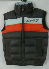 California Surf Co™ women's brown Duck Down & Feather filled Gilet *18w 22l med*