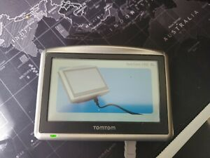 """TomTom One XL (4S00.008), GPS, 4"""" Touch Screen, Unit Only, Tested, WORKS"""