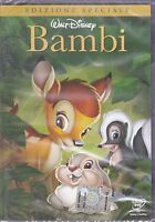 Dvd Disney **BAMBI** nuovo 1948