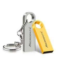 Pendrive USB Flash Drive 4GB 8GB 16GB 32GB 64GB Waterproof Metal Key Card Stick
