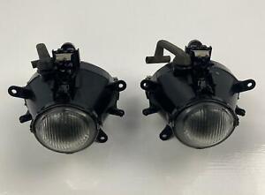 BMW E46 3 SERIES GENUINE FRONT FOG LIGHTS LAMPS 2001-2006 (2PCS)
