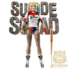 """HARLEY QUINN - Mattel DC Multiverse Suicide Squad 6"""" Action Figure - IN STOCK"""