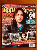ROLLING STONE AUST JUNE '06 Eddie Vedder, Pete Doherty, Hilltop Hoods, Split Enz