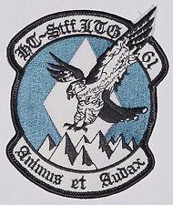 Luftwaffe Aufnäher Patch LTG 61 Lufttransportgeschwader .......A2233