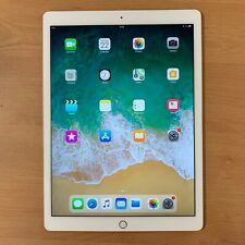 GRADE A- Apple iPad Pro 1st Gen. 128GB, Wi-Fi, 12.9in - Gold