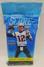 2020 Panini Score NFL Football Jumbo Value Cello Pack 40 cards RED PARALLEL!!!