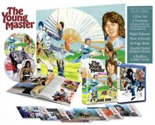The Young Master Blu Ray RB Deluxe Limited Edition Jackie Chan