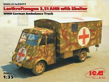 Ambulances miniatures Renault