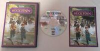 DVD - Walt Disney The Adventures Of Huck Finn DVD 1993 PAL R2 UK