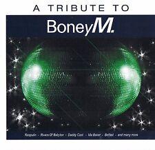 A Tribute to BONEY M.  15 Tacks Collection CD Fox Music NEU & OVP