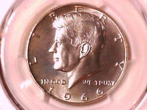 1966 P Kennedy Half Dollar PCGS SP 67 SMS 37259861