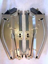 Lebaron Convertible Window Motor Regulator Set Driver / Passenger Rear Quarters