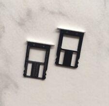 Original Huawei Nexus 6P H1512 Sim Slot Karten Halter Adapter Tray Silber