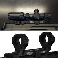 GE Optic Scope Mount 25.4mm/30mm Rings Mount fit 20mm Picatinny Rail Hunting