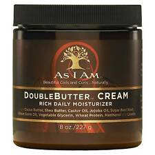 as I Am DOUBLEBUTTER Cream Rich Daily Moisturizer 227 G / 8oz
