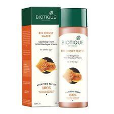 Biotique Ayurvedic Bio Honey Water Clarifying Toner With Himalayan Waters 120ml