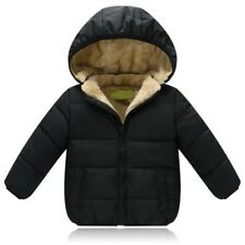 Jacket Kids Thick For Girls Boys Coat Warm Children Cotton Infant Padded Clothes