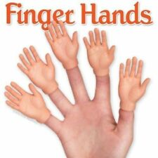 Set of 5 Tiny Finger Hands - Hand Finger Puppets!