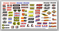 2514 Traxxas RC Car Parts Decals & Stickers Racing Stickers Self Cut Brand New