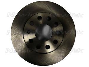 Disc Brake Rotor Rear NewTek 34431