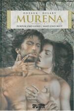 Murena 01+02, Splitter