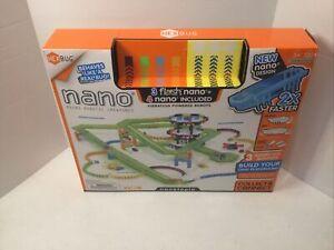 HEXBUG Flash Nano NANOTOPIA - Colorful Sensory Playset for Kids - 100% Complete