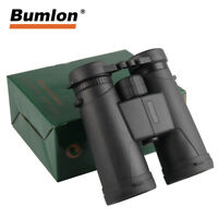 10x42 HD Compact  Binoculars Waterproof Hunting Roof Military Outdoor Telescope