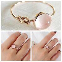 neue hochzeit frauen schmuck crystal strass opal band ring hochzeit verlobung