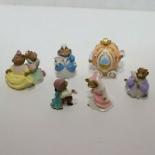 1994/95 Hallmark Merry Miniatures Cinderella Collection (set of 6)*